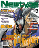 Newtype USA: The Moving Pictures Magazine -- Feb 2003 (A.D. Vision)