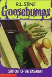 Goosebumps # 2: Stay Out of the Basement (R. L. Stine)