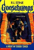 Goosebumps #27: A Night in Terror Tower (R. L. Stine)