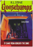 Goosebumps #30: It Came from Beneath The Sink (R. L. Stine)