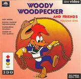 Woody Woodpecker and Friends Volume 1 (3DO)