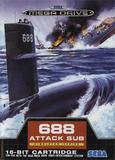 688 Attack Sub (Amiga)