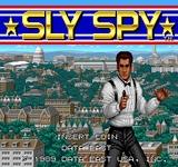 Sly Spy (Arcade)
