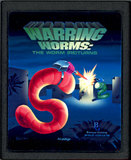 Warring Worms: The Worm (Re)Turns (Atari 2600)