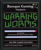 Warring Worms (Atari 2600)