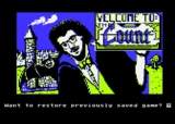 S.A.G.A. #5: The Count (Atari 800)