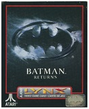 Batman Returns (Atari Lynx)