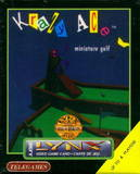 Krazy Ace Miniature Golf (Atari Lynx)