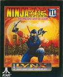 Ninja Gaiden III: The Ancient Ship of Doom (Atari Lynx)