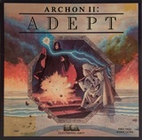 Archon II: Adept (Commodore 64)