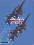 Blue Angels: Formation Flight Simulation (Commodore 64)