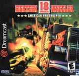 18 Wheeler: American Pro Trucker (Dreamcast)