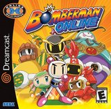 Bomberman Online -- Manual Only (Dreamcast)