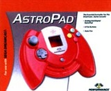 Controller -- Astro Pad (Dreamcast)