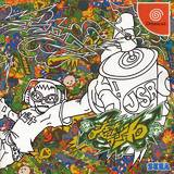 De La Jet Set Radio (Dreamcast)