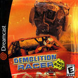 Demolition Racer: No Exit (Dreamcast)