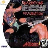 ECW Hardcore Revolution (Dreamcast)