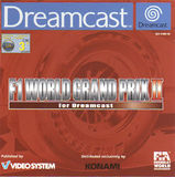 F1 World Grand Prix II (Dreamcast)