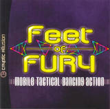 Feet of Fury (Dreamcast)