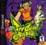 Jet Grind Radio (Dreamcast)