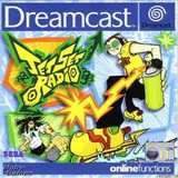 Jet Set Radio (Dreamcast)
