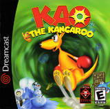 Kao the Kangaroo (Dreamcast)