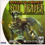 Legacy of Kain: Soul Reaver (Dreamcast)