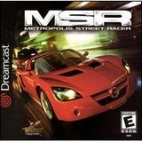 MSR: Metropolis Street Racer (Dreamcast)