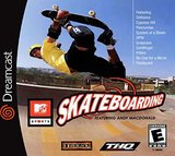 MTV Sports: Skateboarding (Dreamcast)