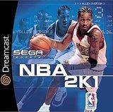 NBA 2K1 (Dreamcast)