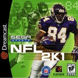 NFL 2K1 (Dreamcast)
