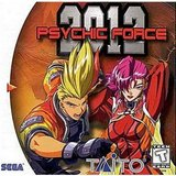 Psychic Force 2012 (Dreamcast)