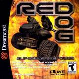 Red Dog: Superior Fire Power (Dreamcast)