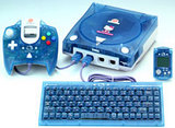 Sega Dreamcast -- Hello Kitty Edition (Blue) (Dreamcast)