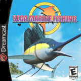 Sega Marine Fishing (Dreamcast)