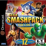 Sega Smash Pack: Volume 1 (Dreamcast)