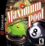 Sierra Sports: Maximum Pool (Dreamcast)
