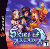 Skies of Arcadia (Dreamcast)