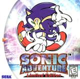 Sonic Adventure -- Limited Edition (Dreamcast)