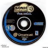Sonic Adventure 2 -- The Trial Demo (Dreamcast)