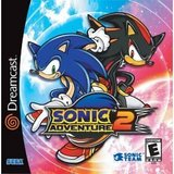 Sonic Adventure 2 (Dreamcast)