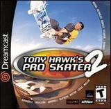 Tony Hawk's Pro Skater 2 (Dreamcast)