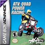 ATV: Quad Power Racing (Game Boy Advance)