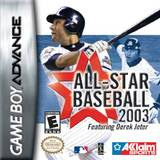 All-Star Baseball 2003 (Game Boy Advance)