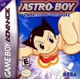 Astro Boy: Omega Factor (Game Boy Advance)