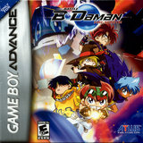 Battle B-Daman: Fire Spirits! (Game Boy Advance)