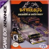 Battlebots: Design And Destroy (Game Boy Advance)
