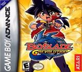 Beyblade G-Revolution (Game Boy Advance)