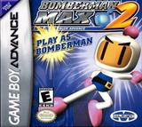 Bomberman Max 2: Blue Advance (Game Boy Advance)