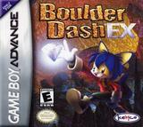 Boulder Dash EX (Game Boy Advance)